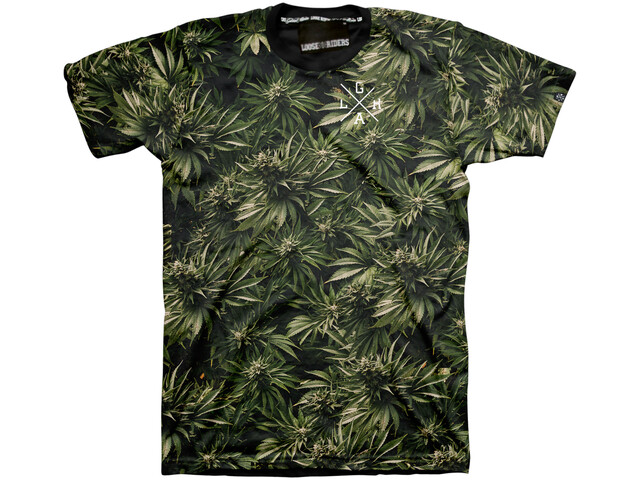 Loose Riders Haze T-Shirt Herren multicolor